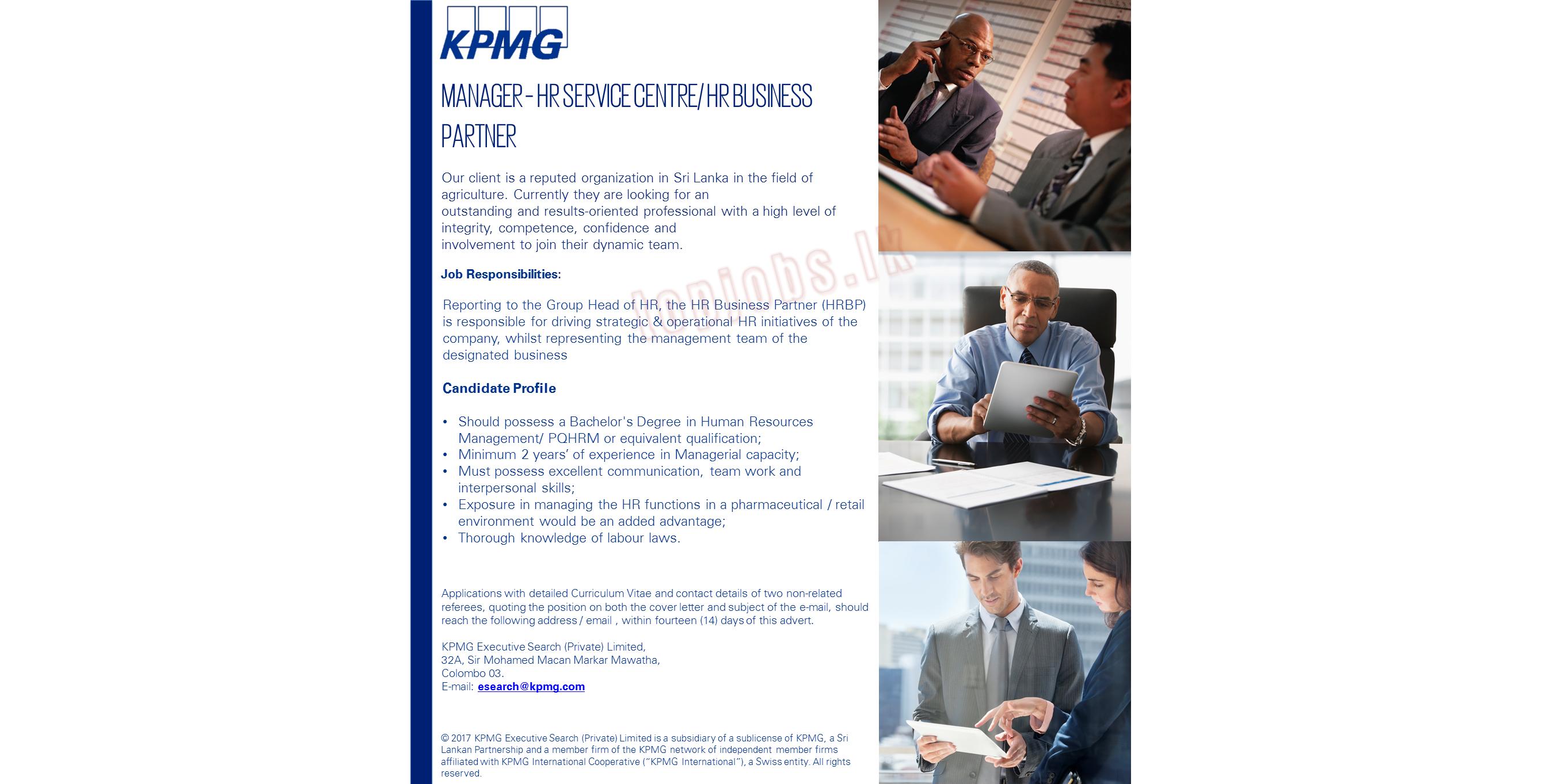 internship report kpmg